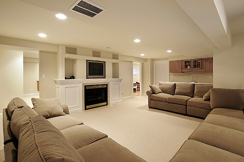 Basement Finishing Superior Classic Adorable Basement Remodeling St Louis